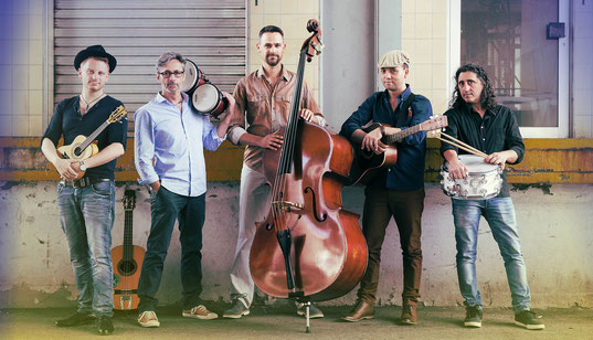 bluegrass band süddeutschland